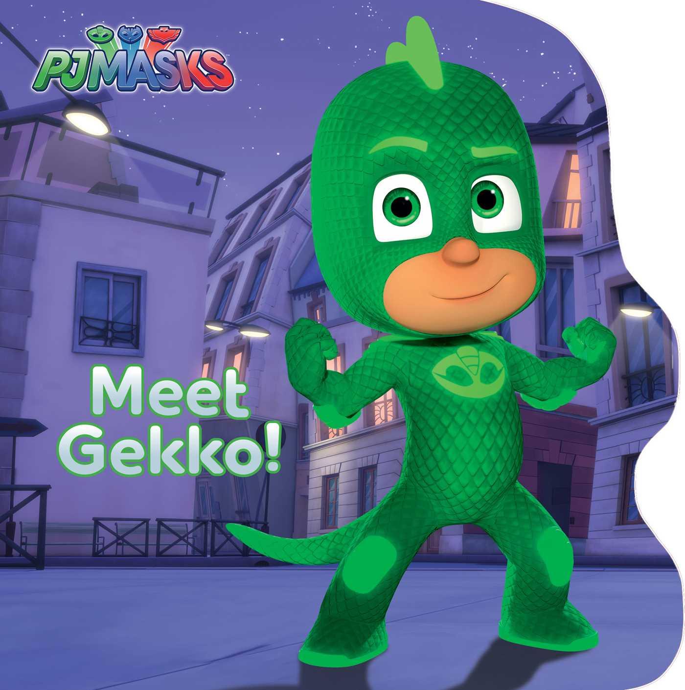 Meet gekko 9781534409538 hr