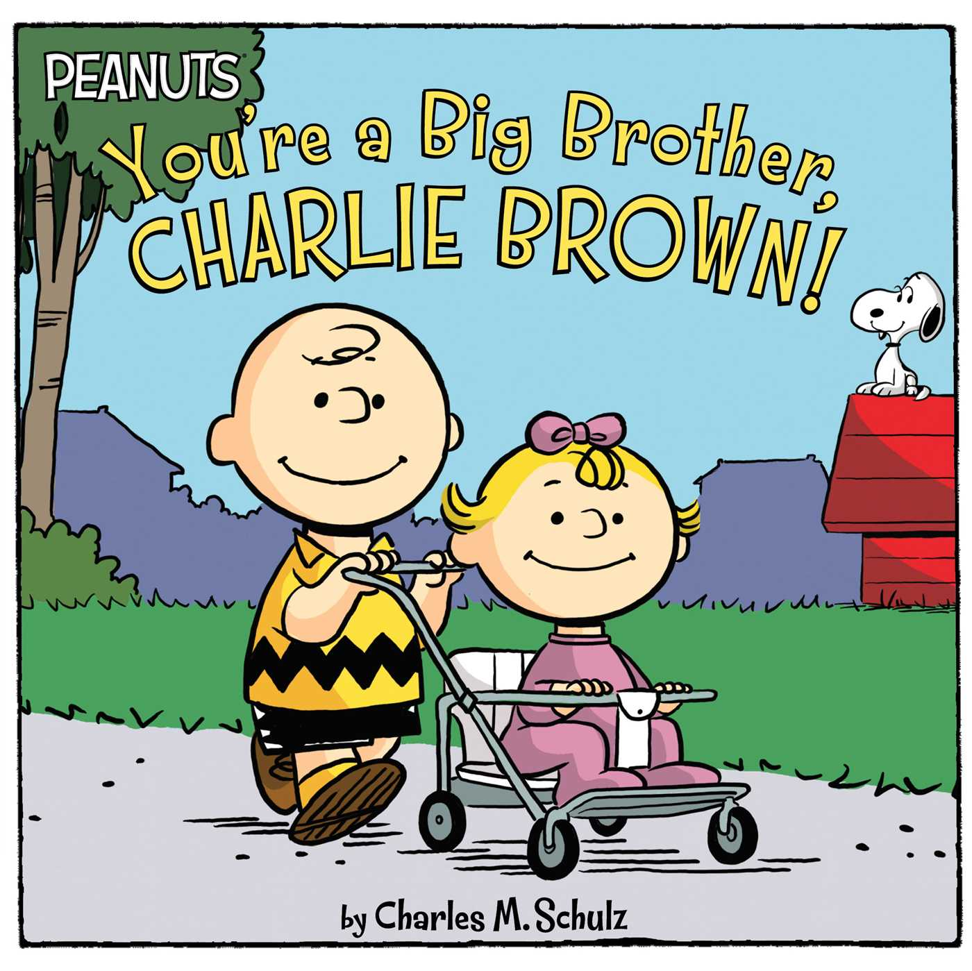 Youre a big brother charlie brown 9781534409613 hr