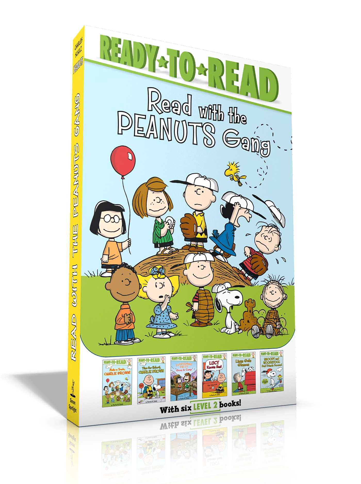 Read with the peanuts gang 9781534409682 hr