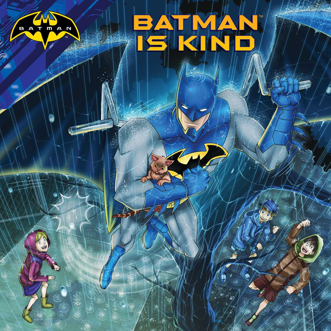 Batman is kind 9781534409699 hr