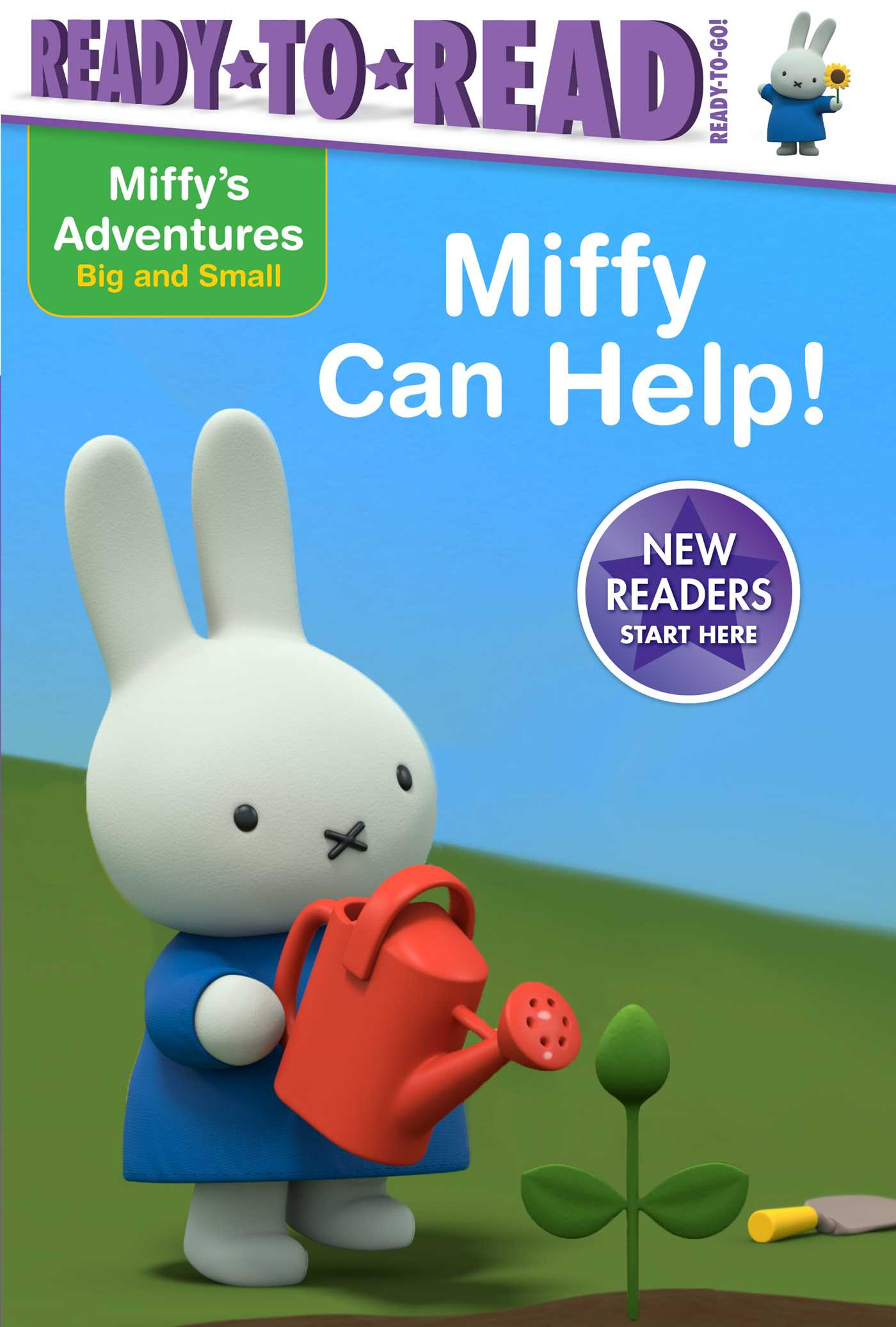 Miffy can help 9781534409835 hr