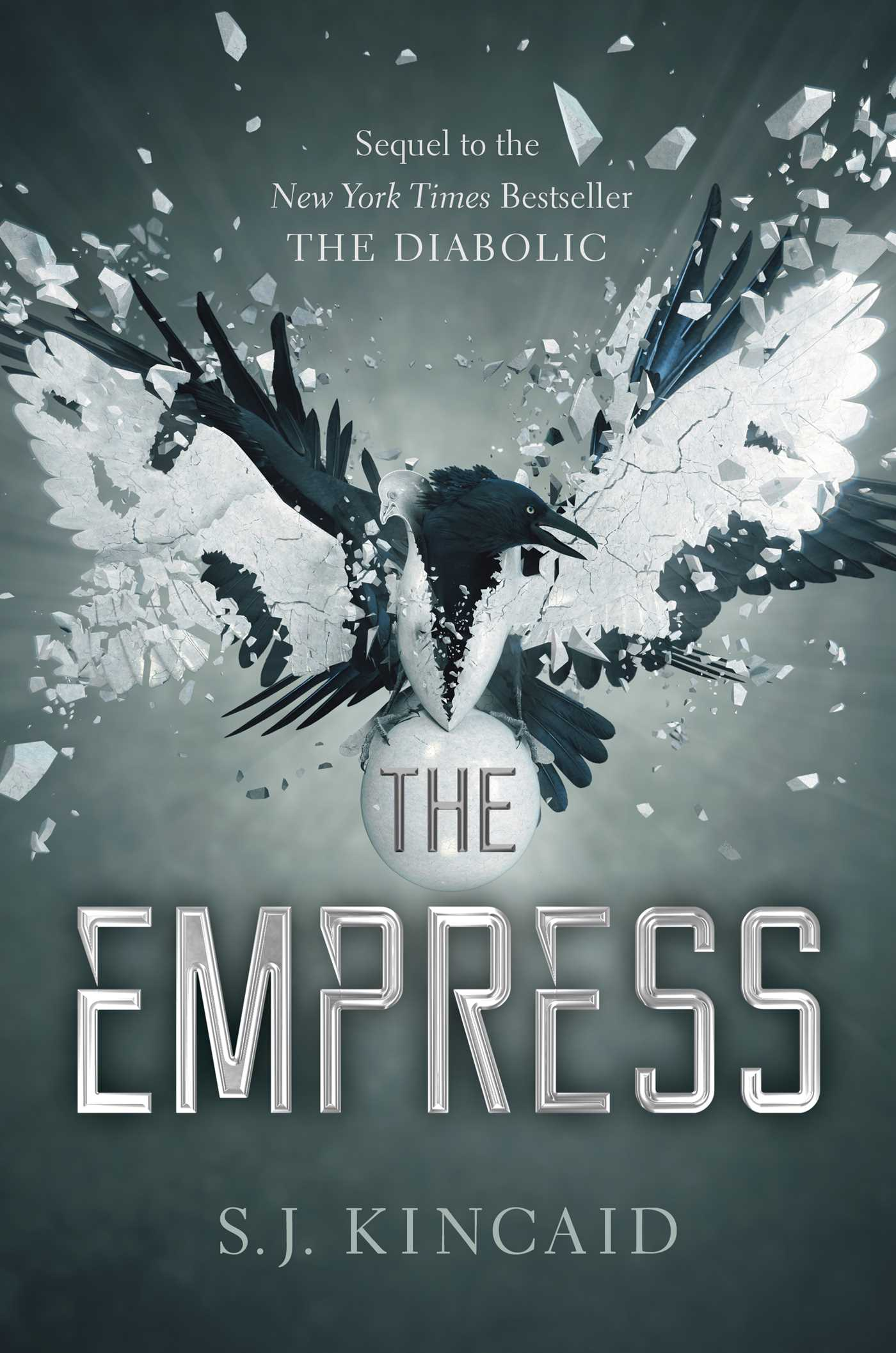 Book Cover Image (jpg): The Empress