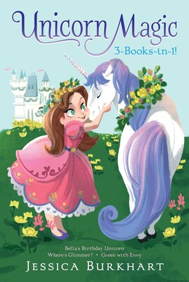 Unicorn Magic 3-Books-in-1!