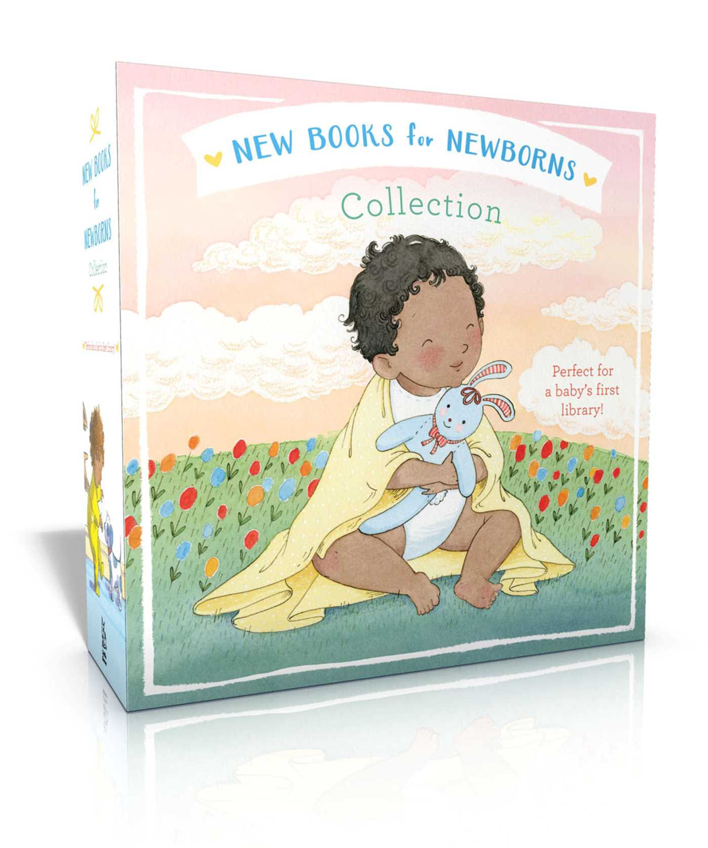 New books for newborns collection 9781534410152 hr