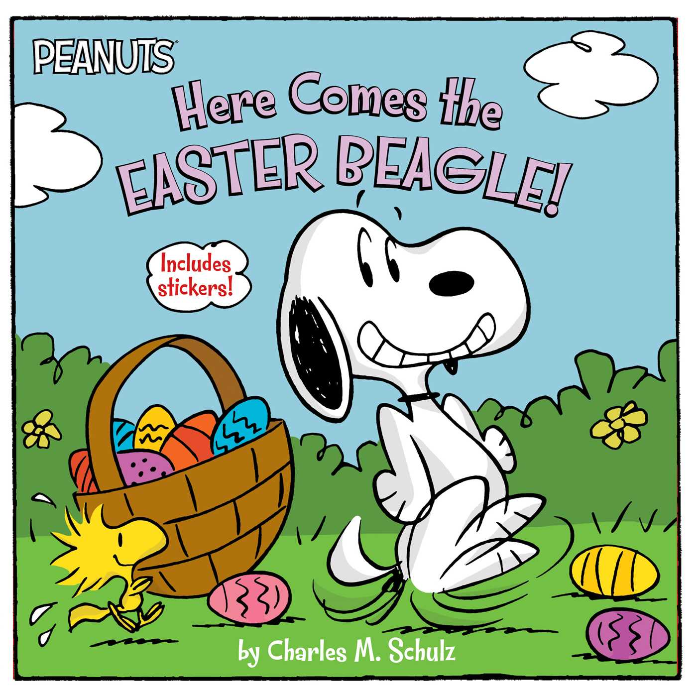 Here comes the easter beagle 9781534410169 hr