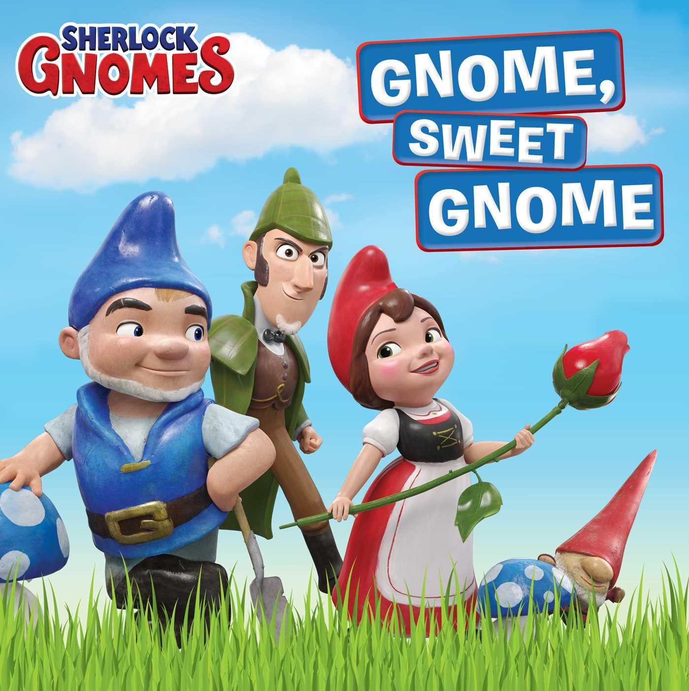 Gnome sweet gnome 9781534410541 hr