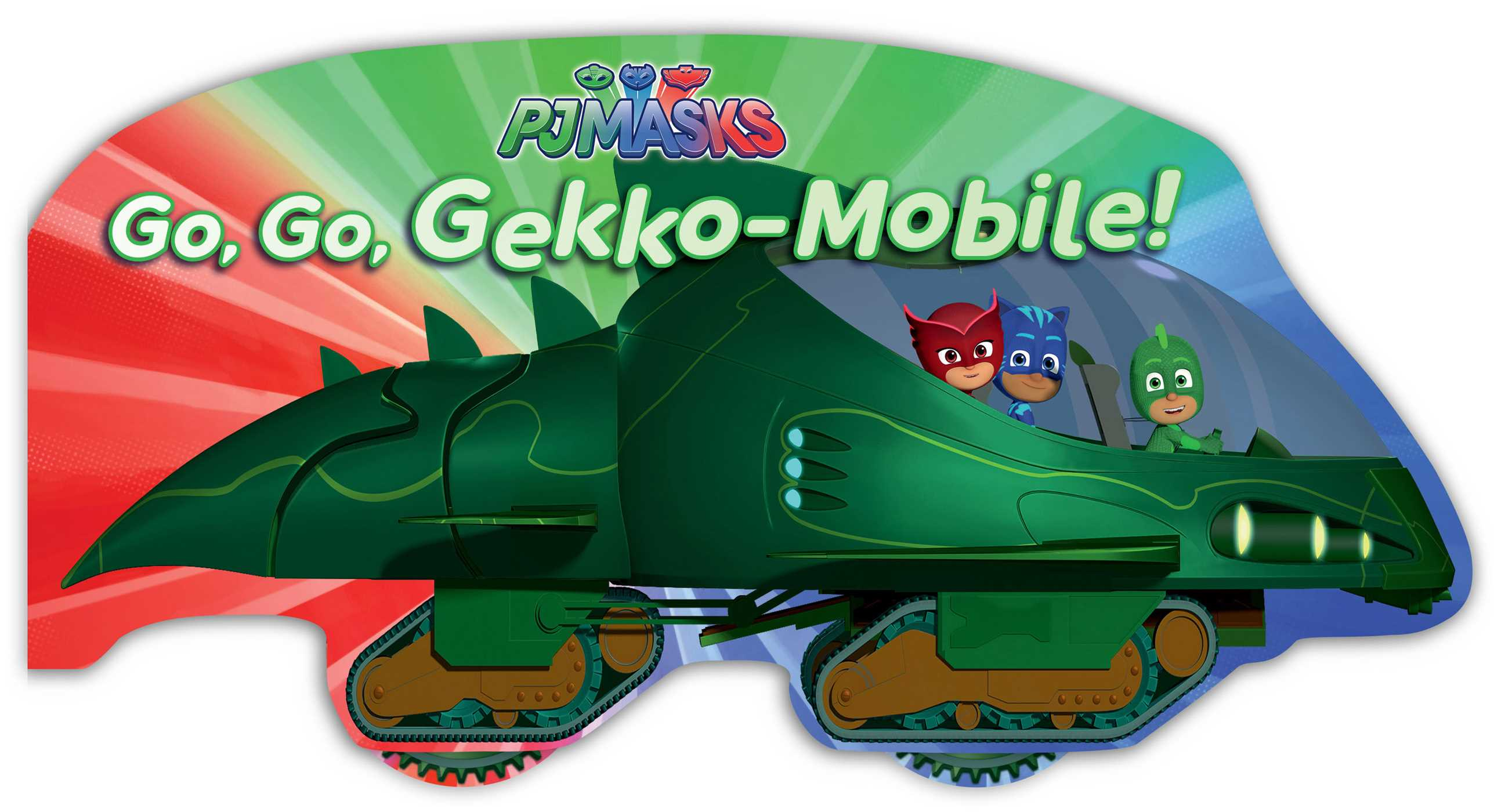Go go gekko mobile 9781534410565 hr