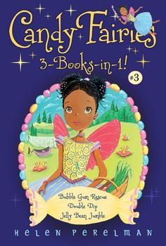 Candy Fairies 3-Books-in-1! #3
