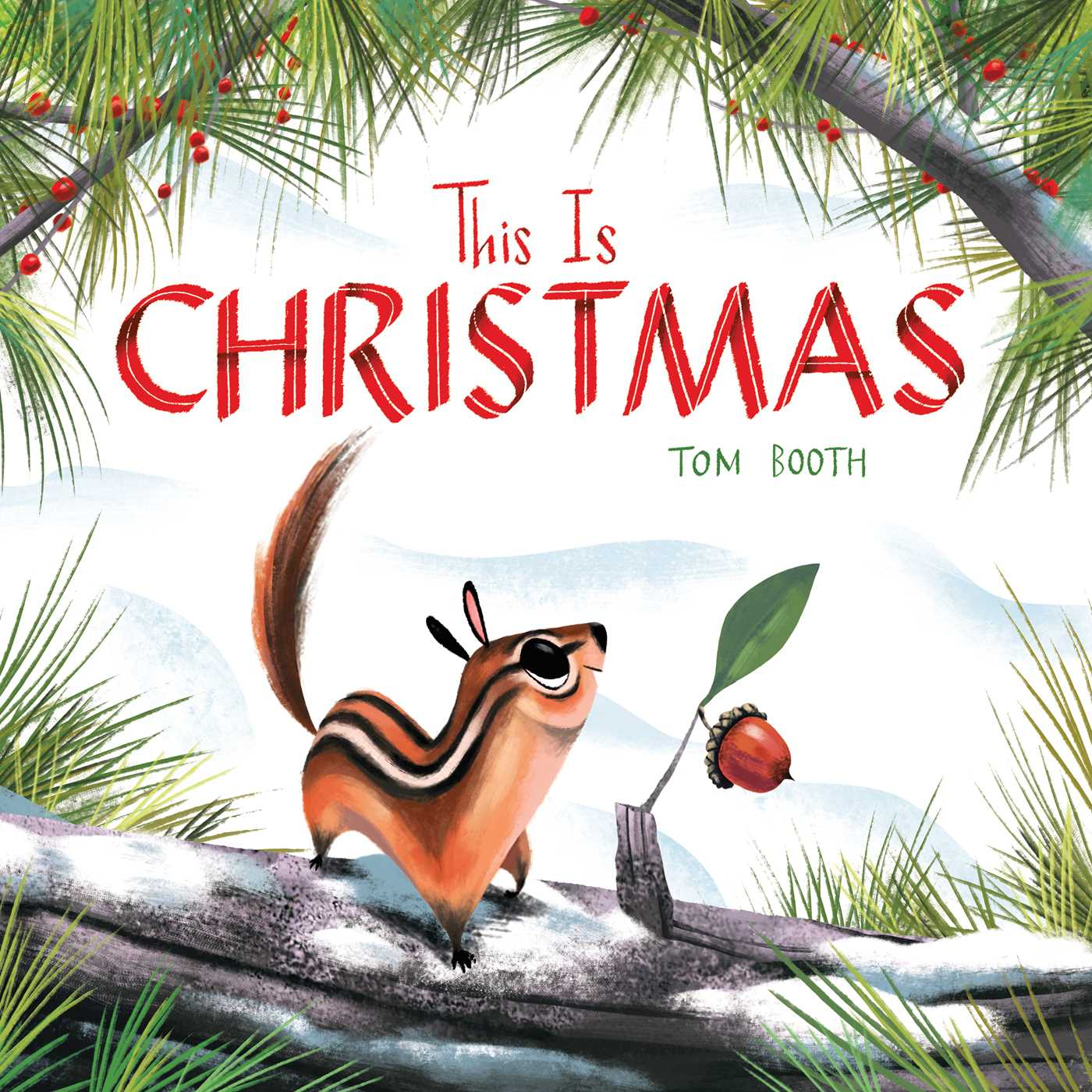 This Is Christmas | Book by Tom Booth | Official Publisher Page ...