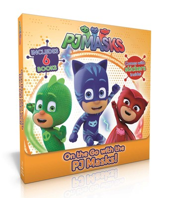 On the Go with the PJ Masks!