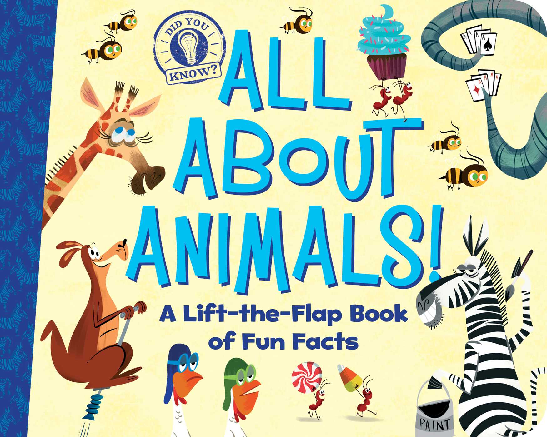 All about animals 9781534411357 hr