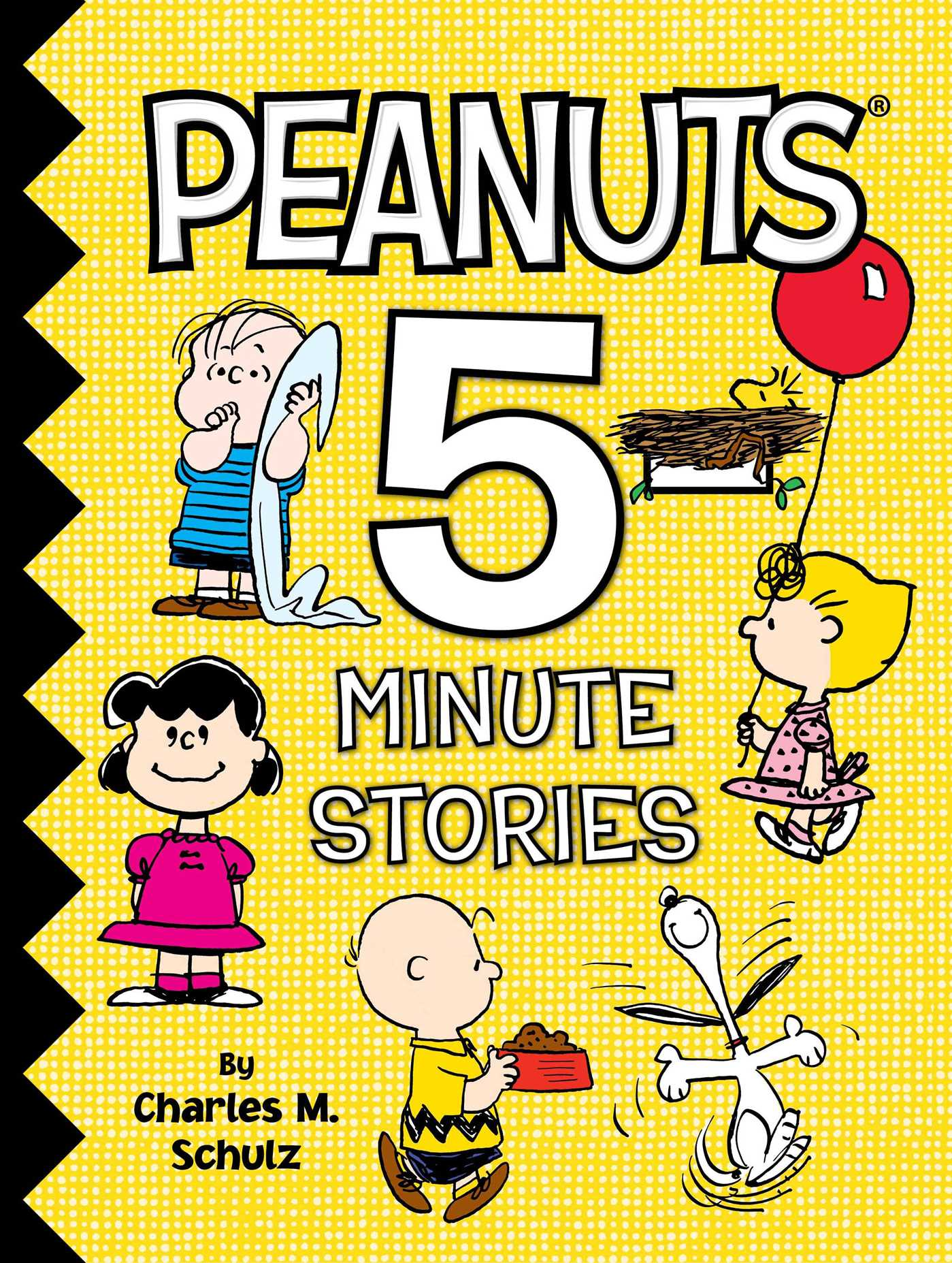 Peanuts 5 minute stories 9781534411623 hr