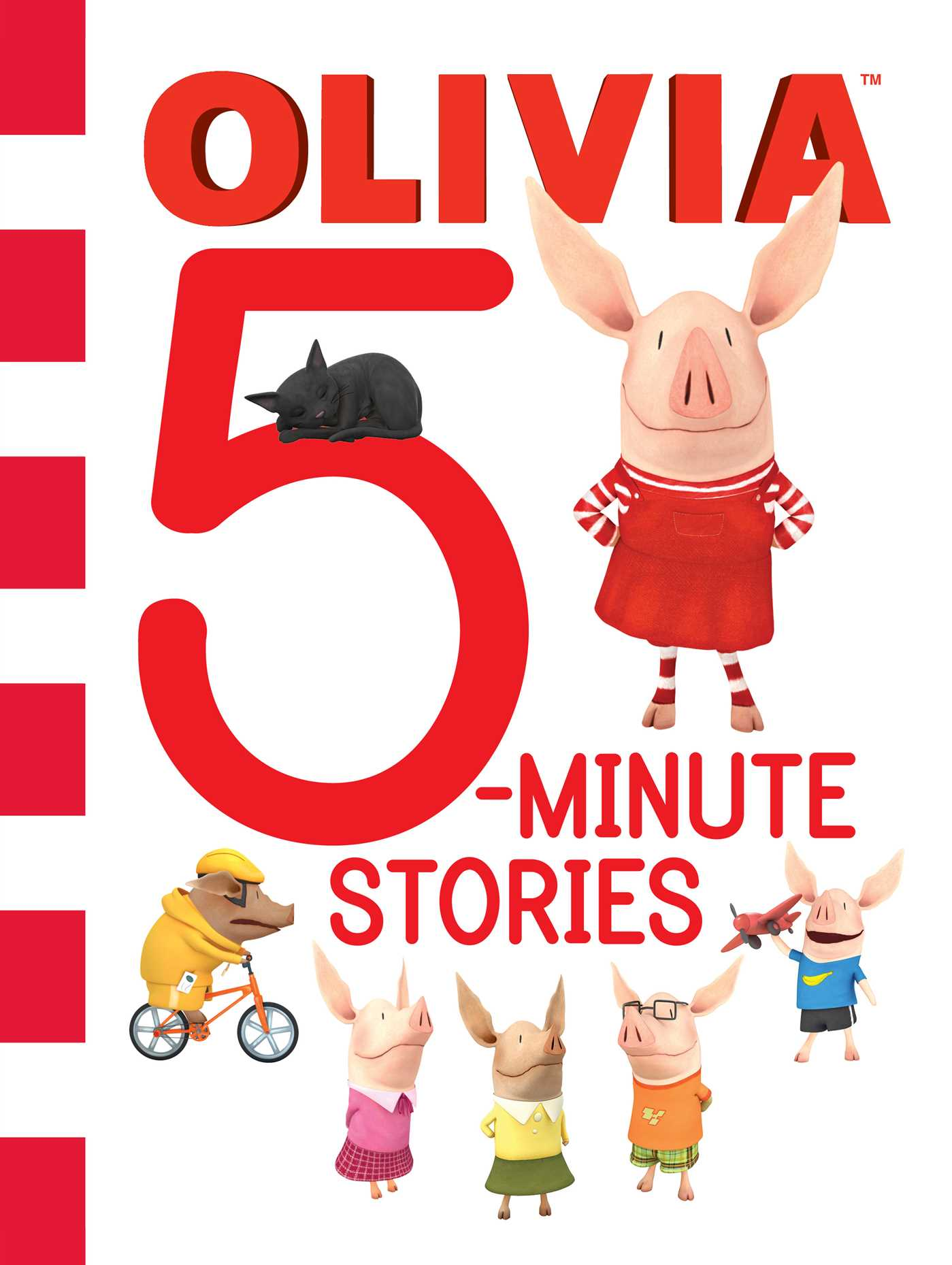 Olivia 5 minute stories 9781534411630 hr