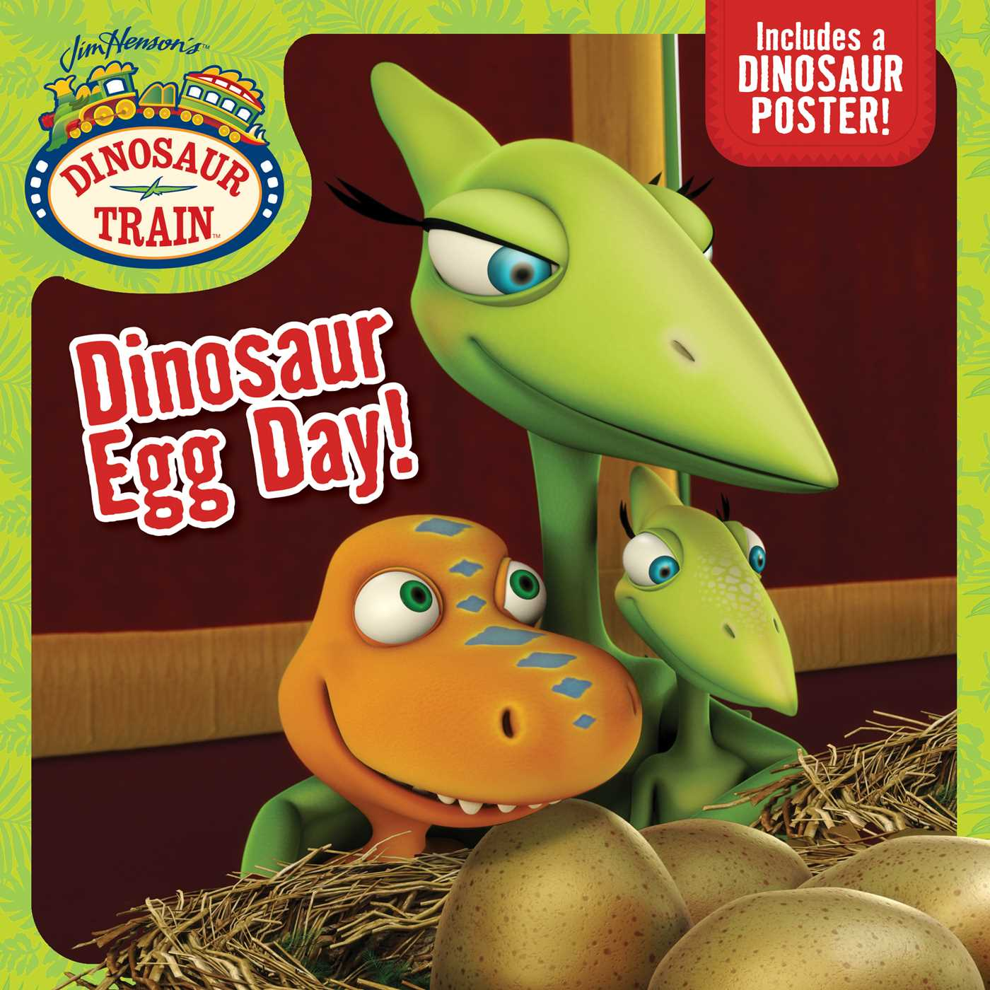 Dinosaur egg day 9781534411715 hr