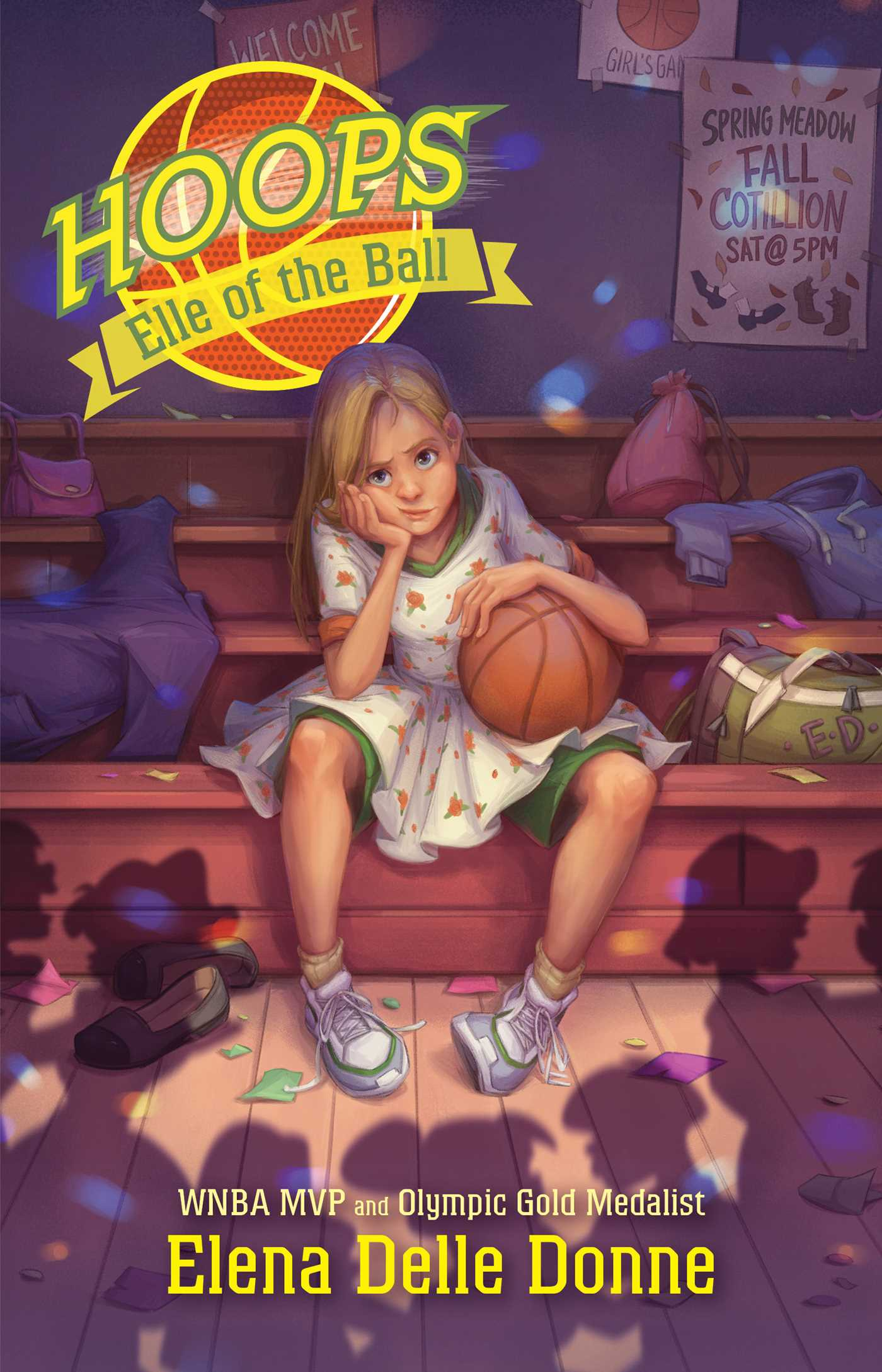 Elle of the ball 9781534412330 hr