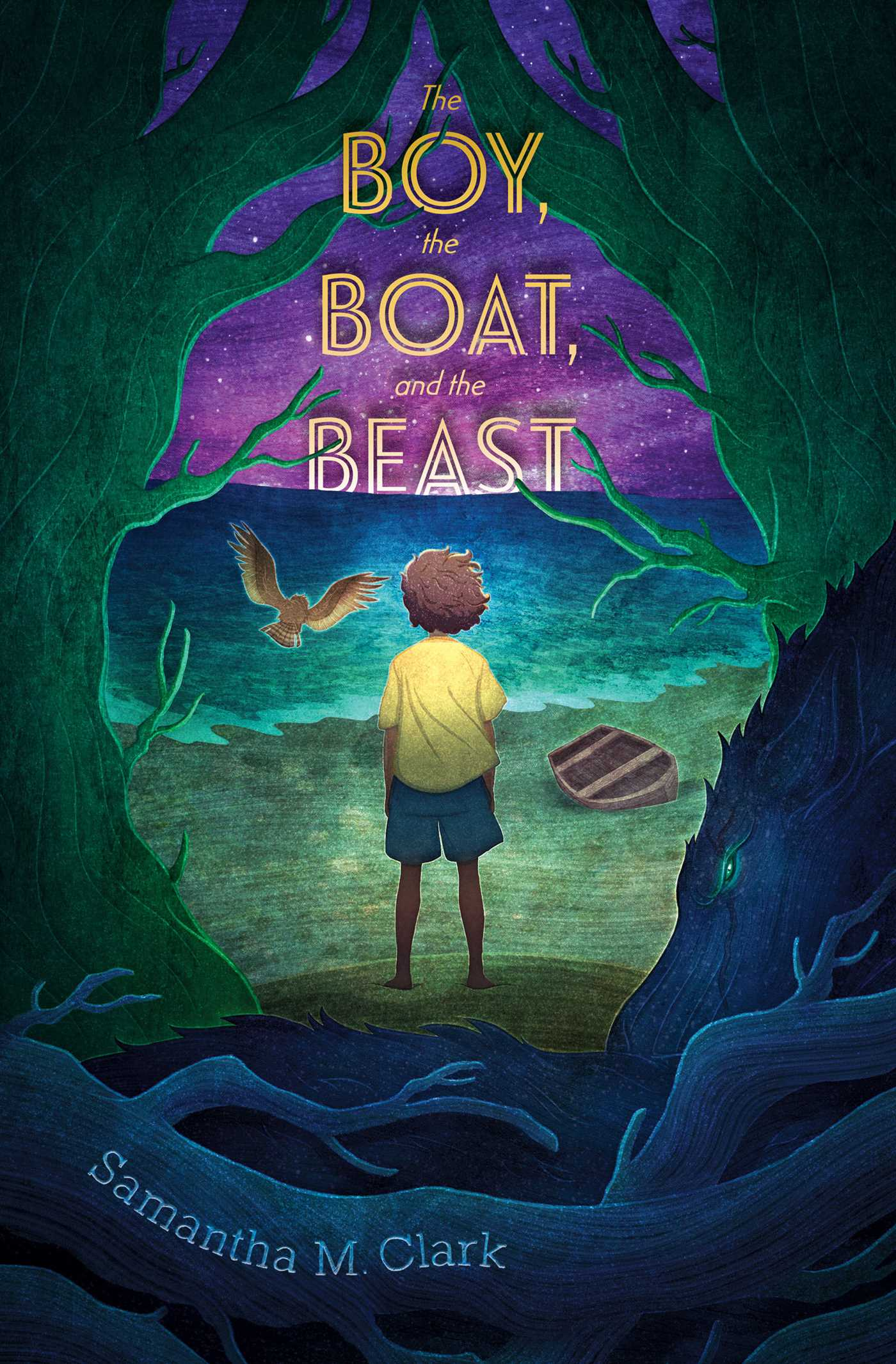 The boy the boat and the beast 9781534412552 hr