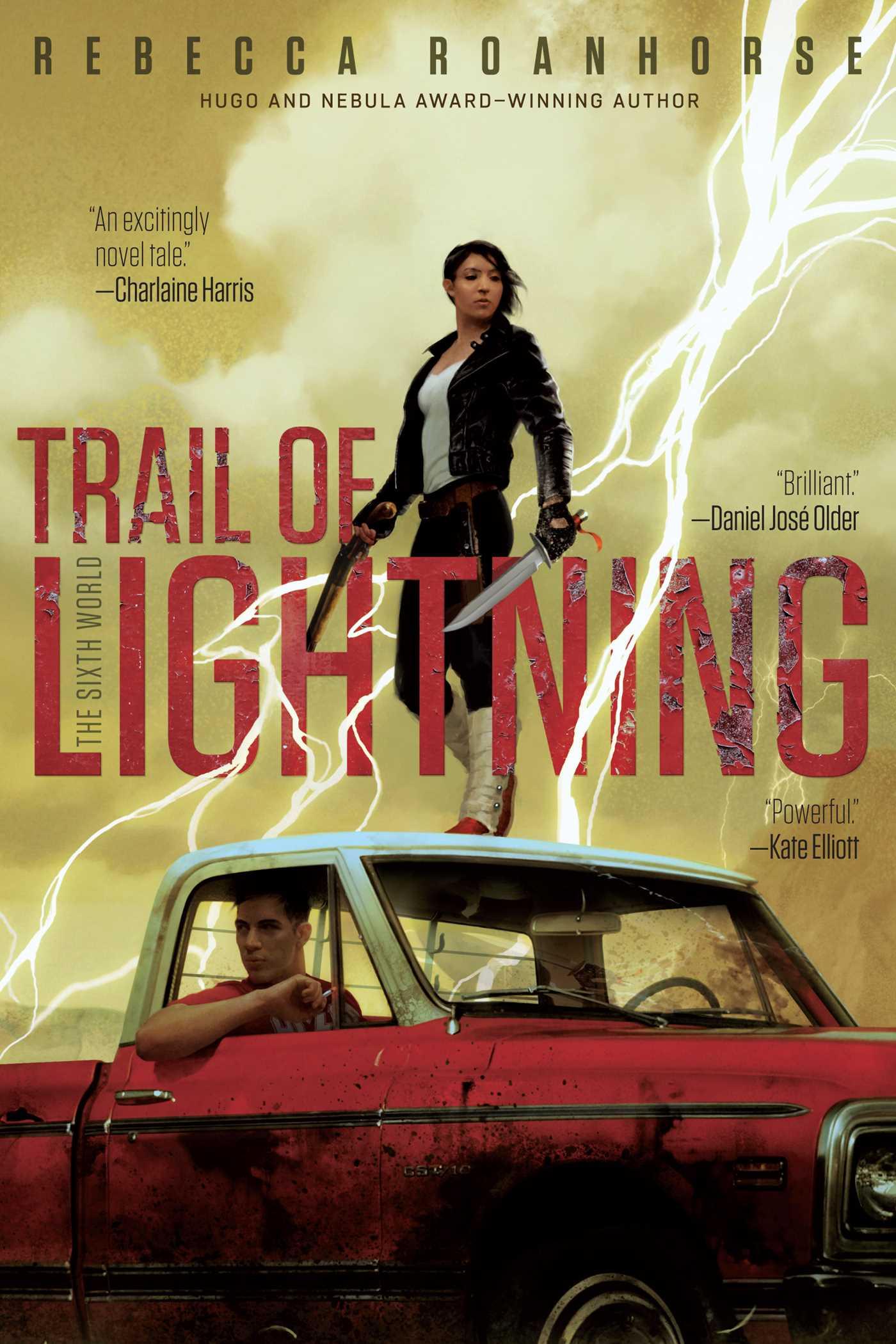 Trail of lightning 9781534413504 hr
