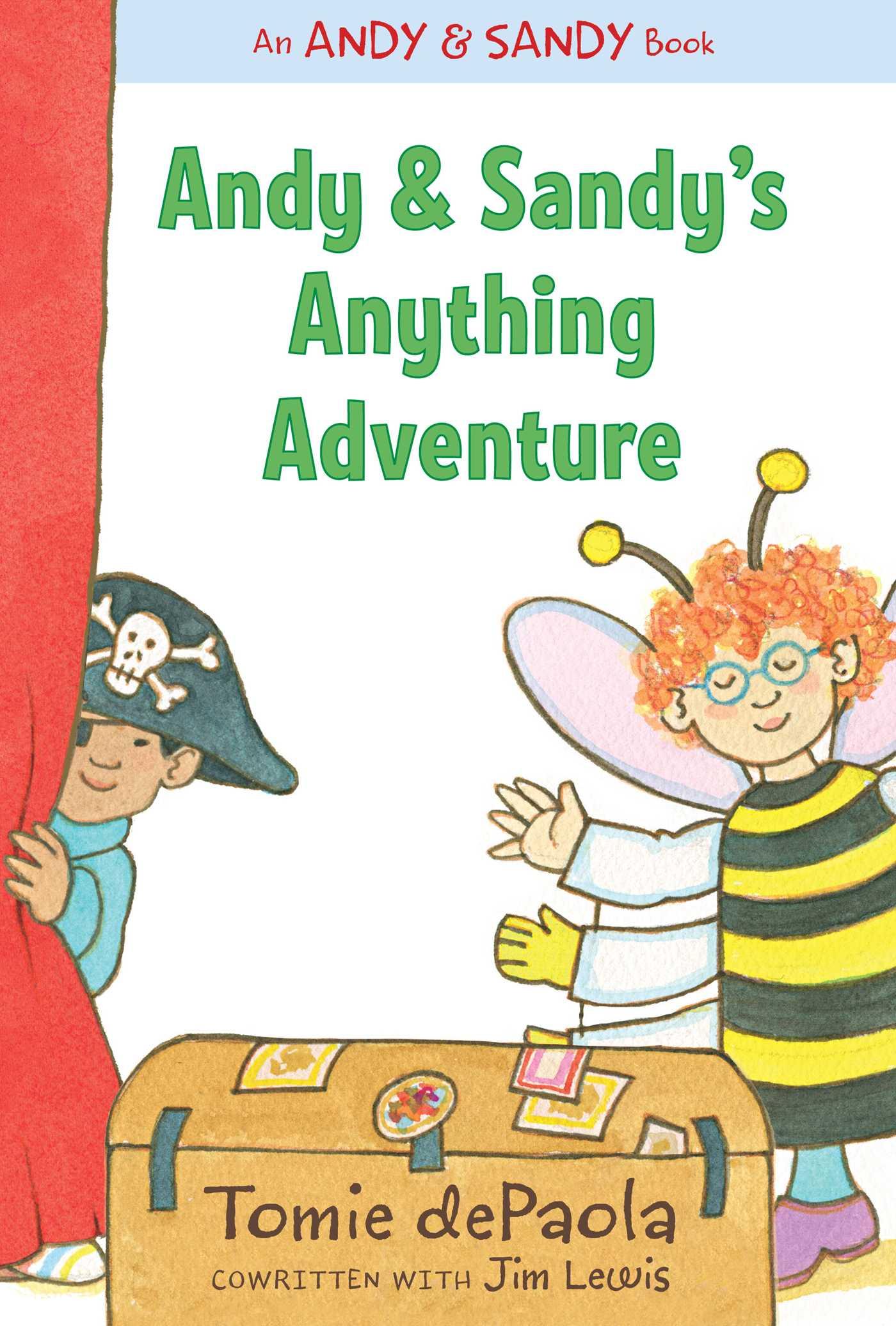 Andy sandys anything adventure 9781534413733 hr