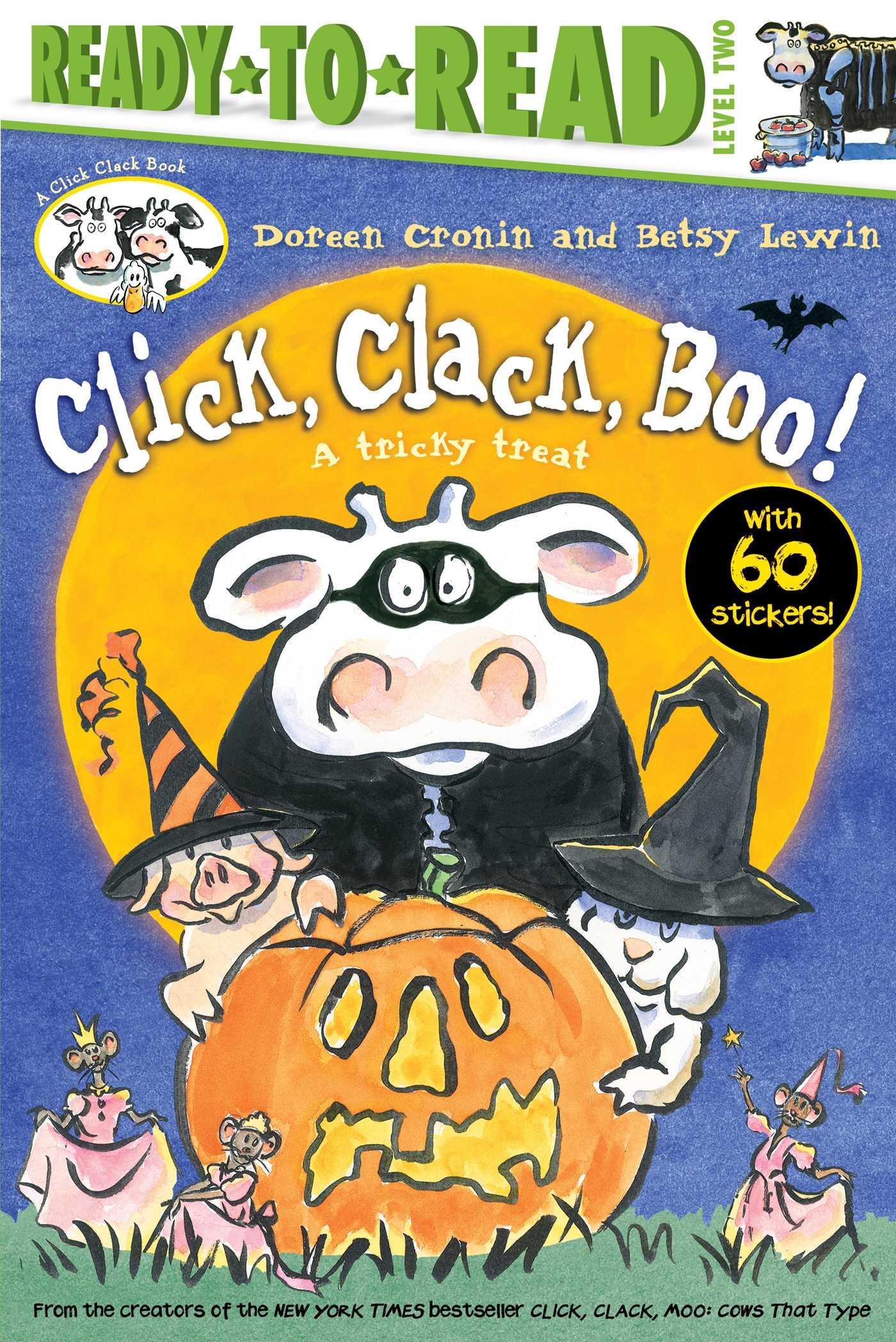 Click clack boo 9781534413795 hr