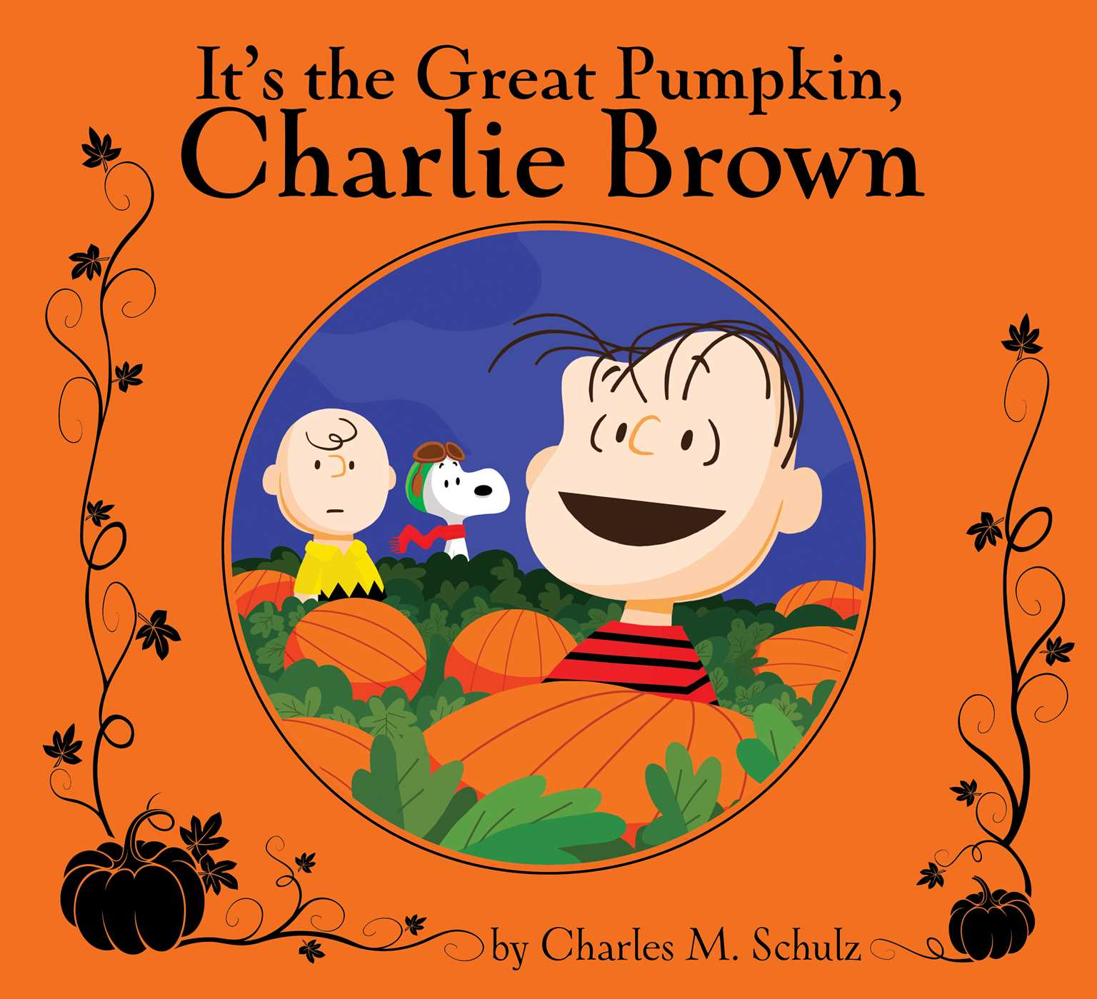 Book cover image jpg its the great pumpkin charlie brown