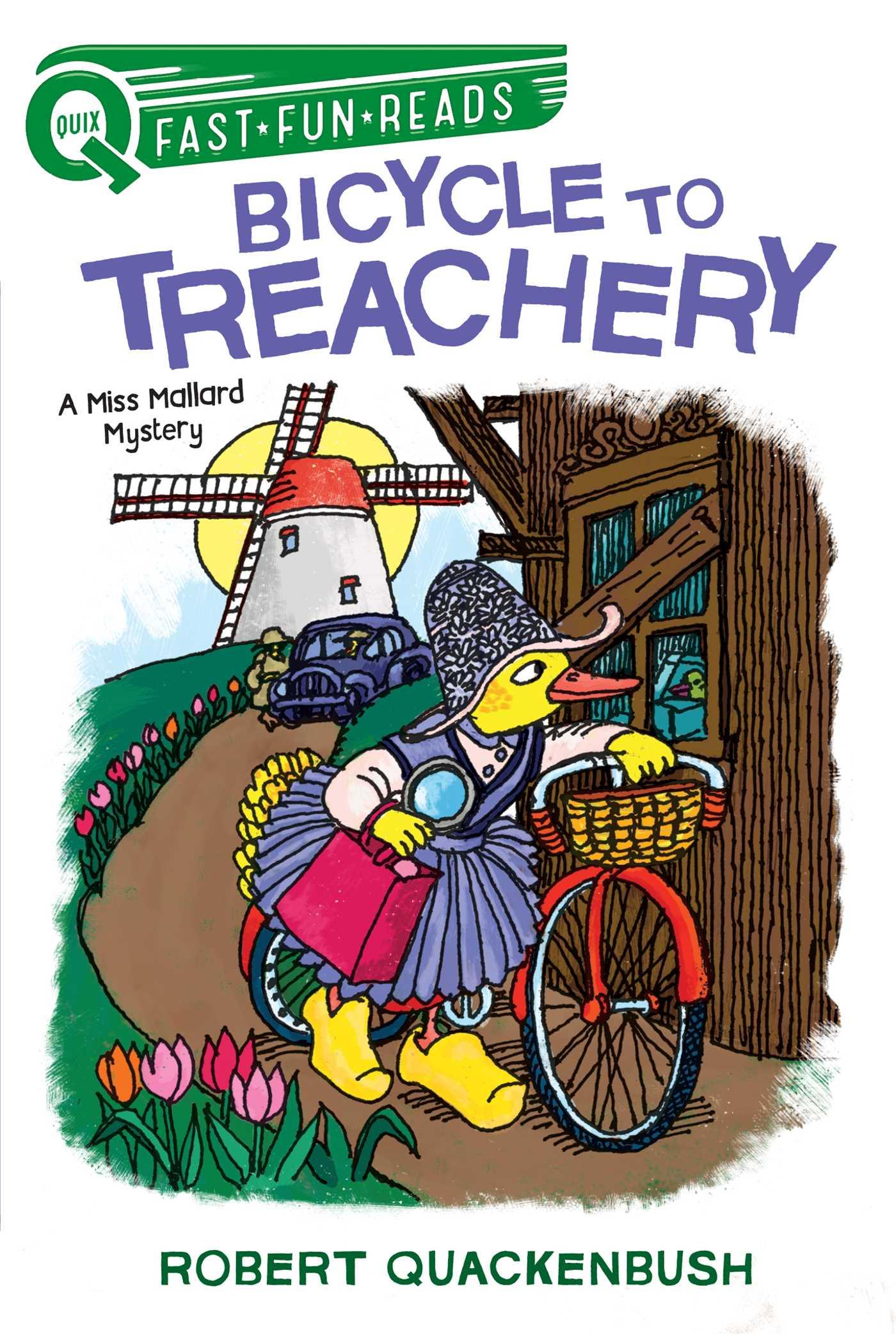Bicycle to treachery 9781534413979 hr
