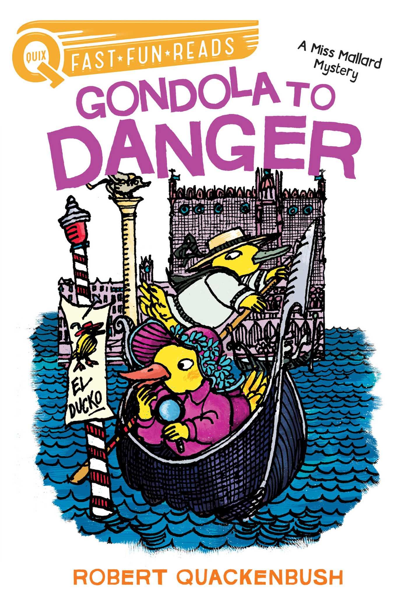 Gondola to danger 9781534414051 hr