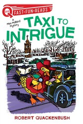 Taxi to Intrigue