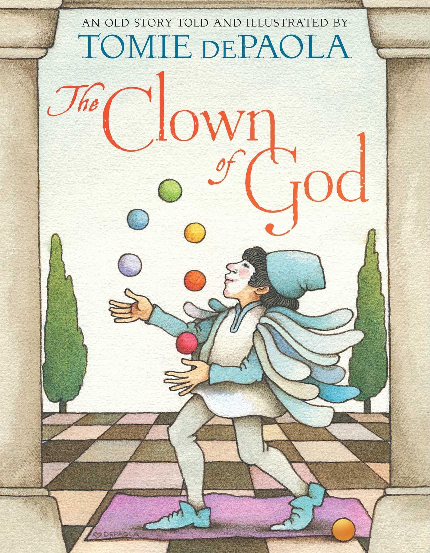 The clown of god 9781534414273 hr