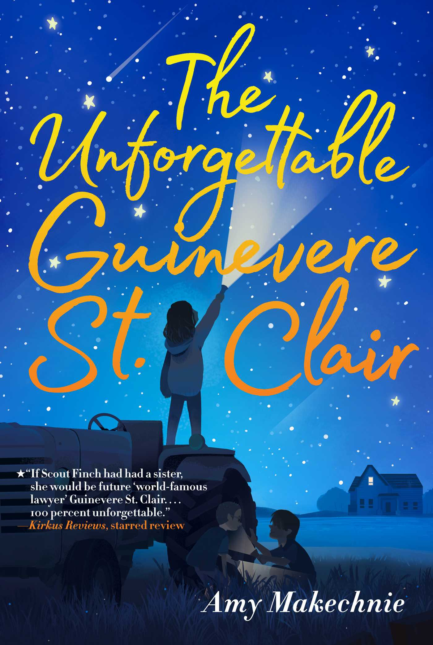 The unforgettable guinevere st clair 9781534414488 hr