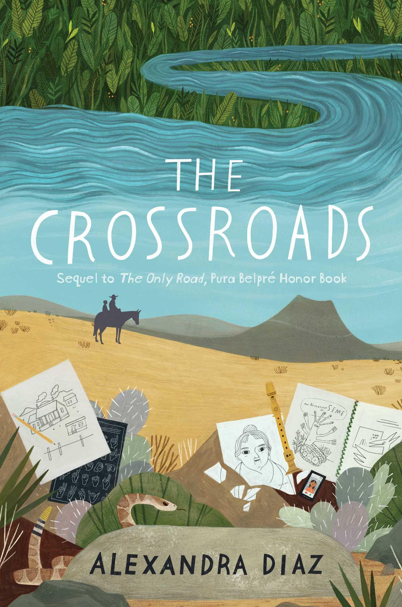 The crossroads 9781534414556 hr