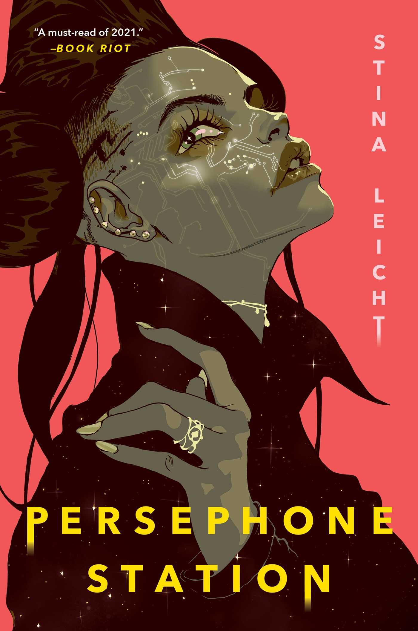 Persephone Station | Book by Stina Leicht | Official Publisher Page | Simon  & Schuster Canada