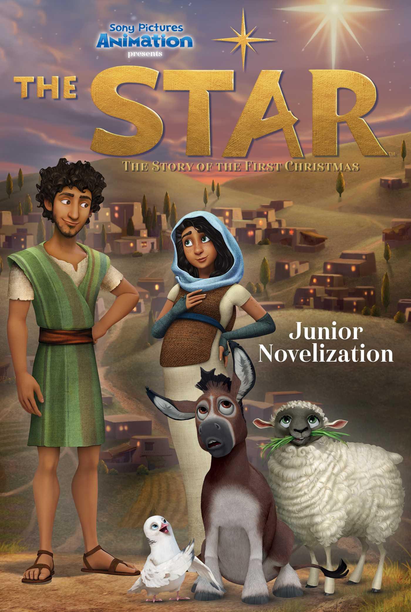The star junior novelization 9781534414617 hr