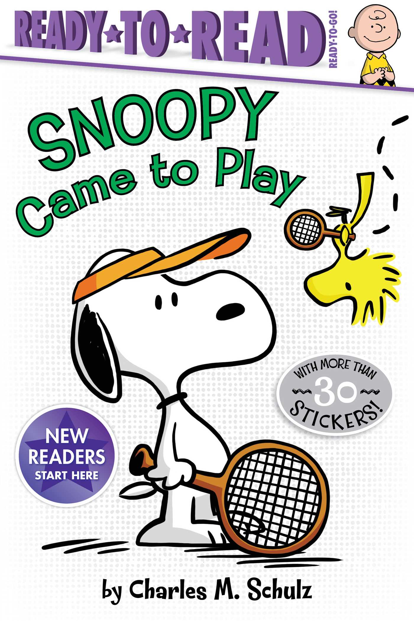 Snoopy came to play 9781534415065 hr