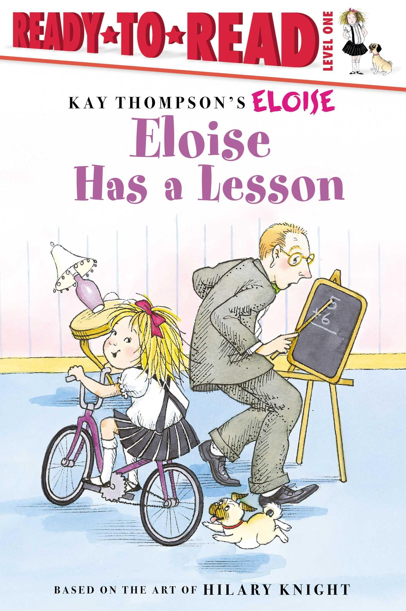 Eloise has a lesson 9781534415096 hr