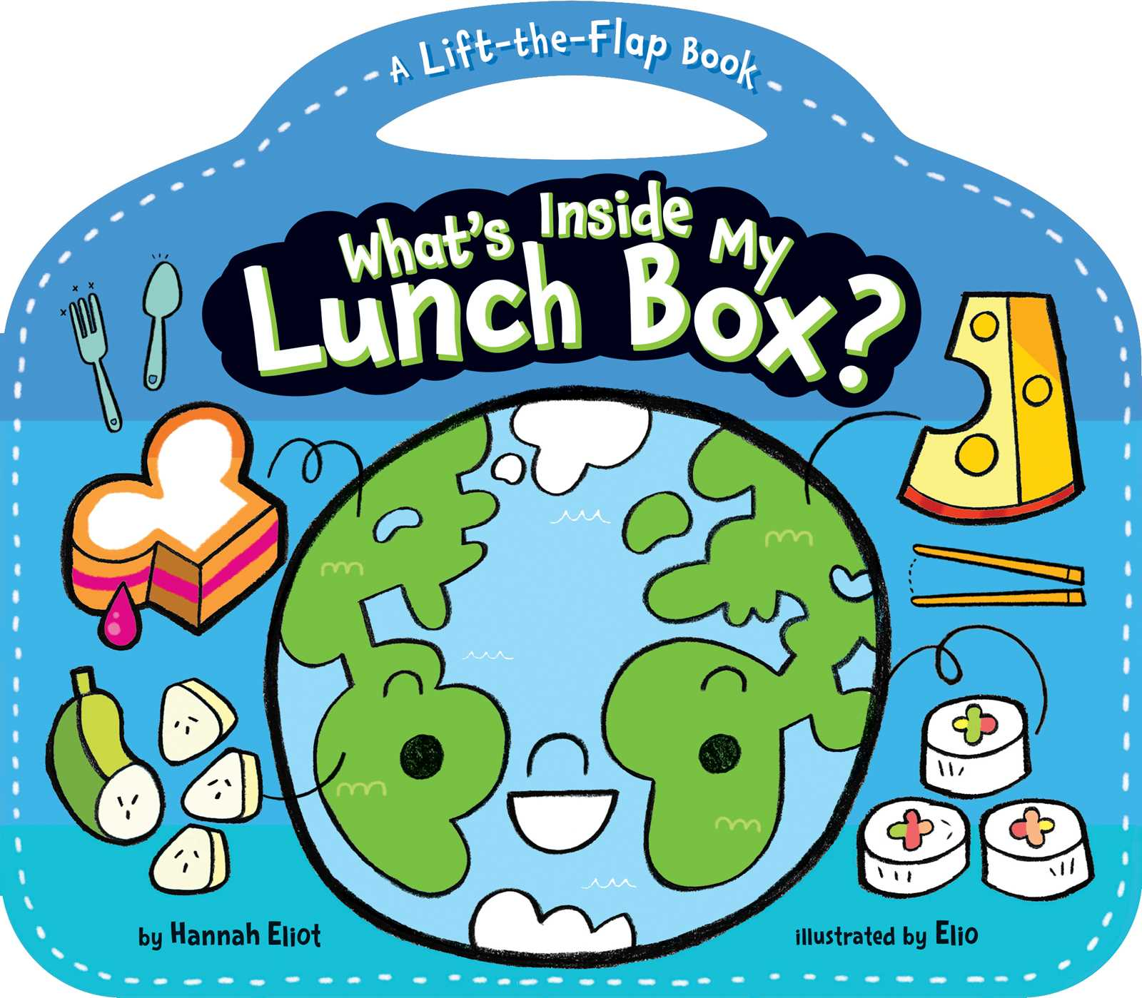Whats inside my lunch box 9781534415942 hr