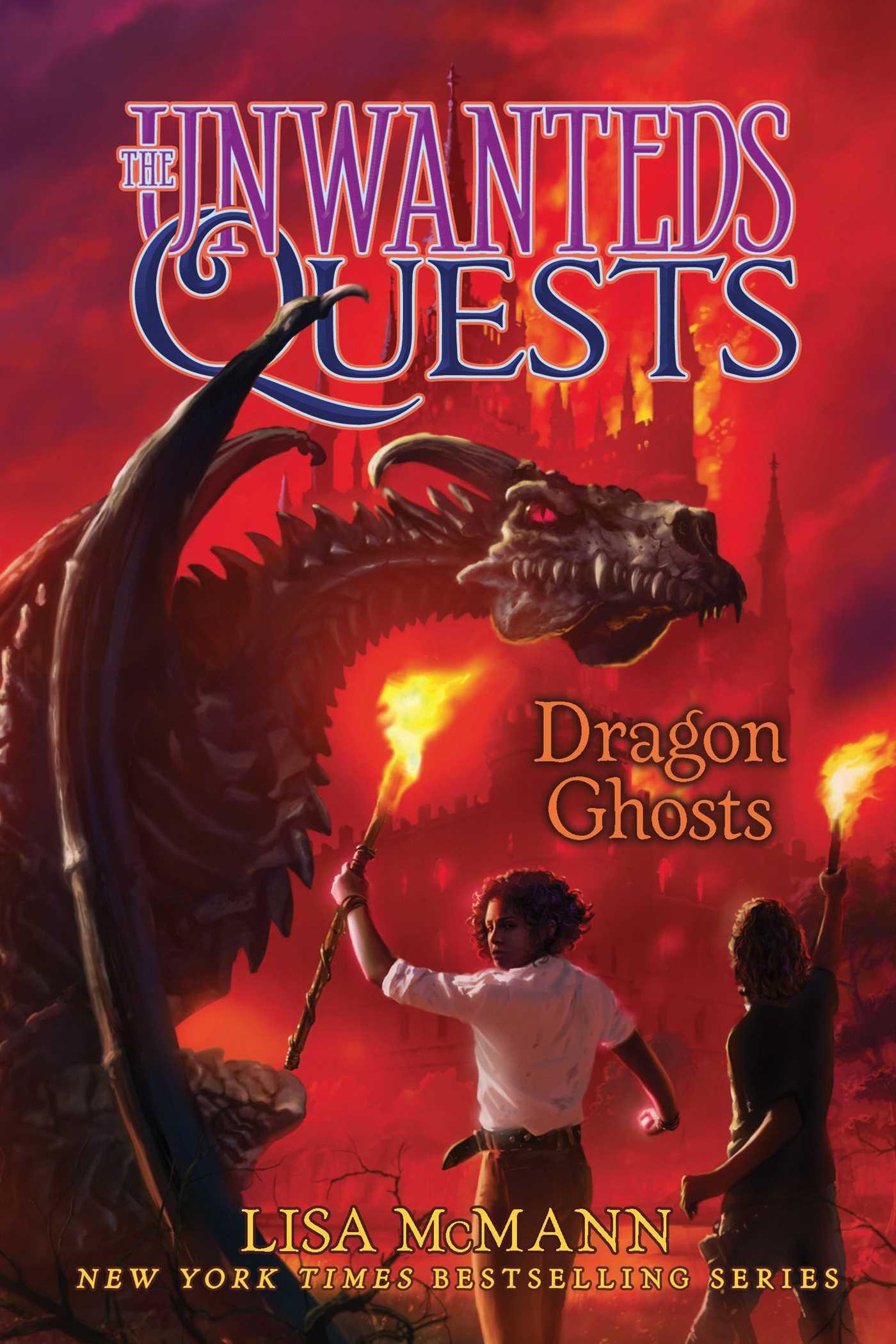 Dragon ghosts 9781534415980 hr