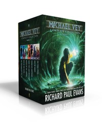 Michael Vey Complete Collection Books 1-7