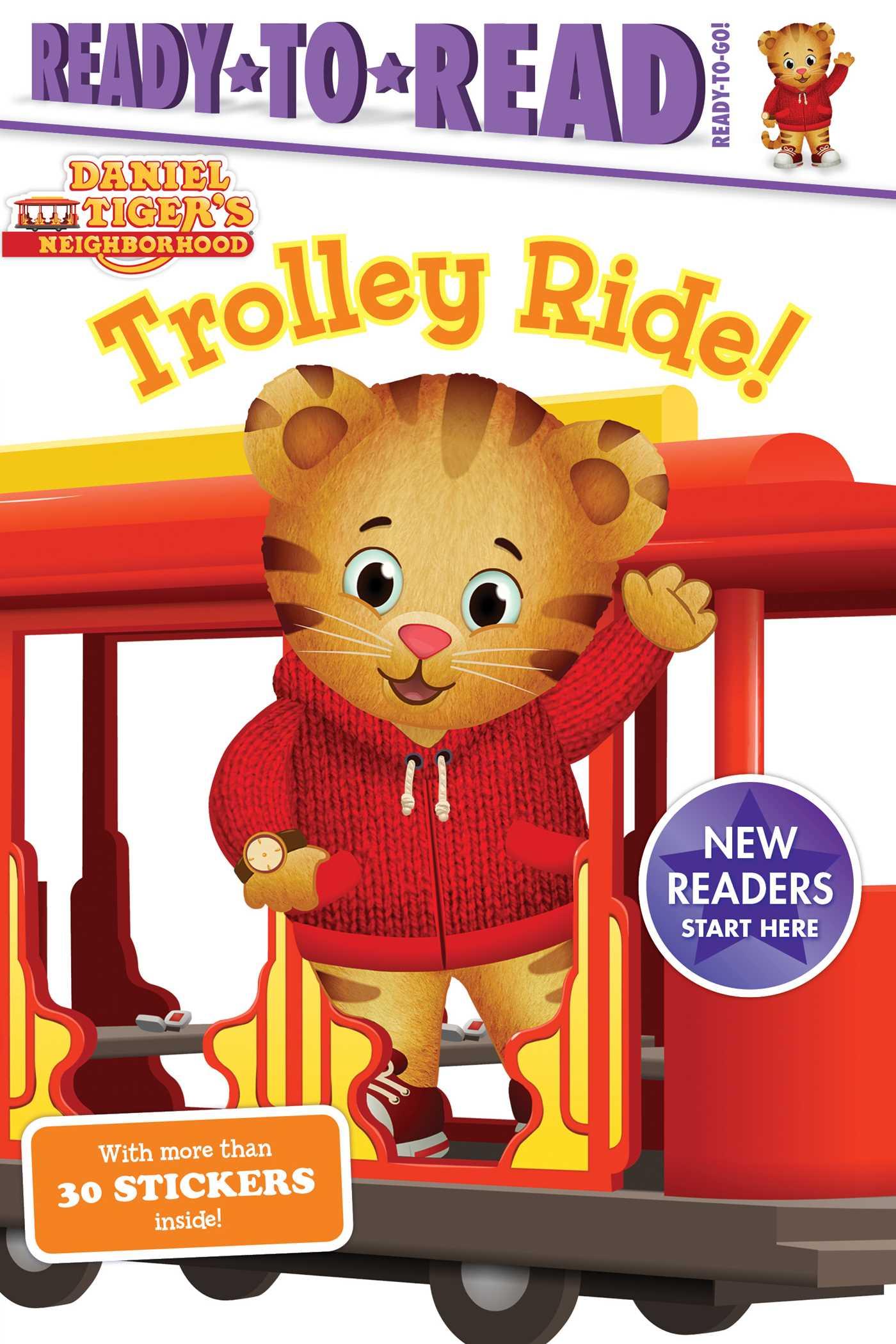 Trolley ride 9781534416260 hr