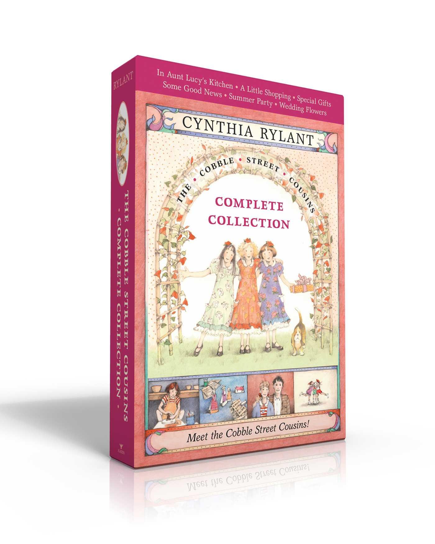 Cobble street cousins complete collection 9781534416338 hr