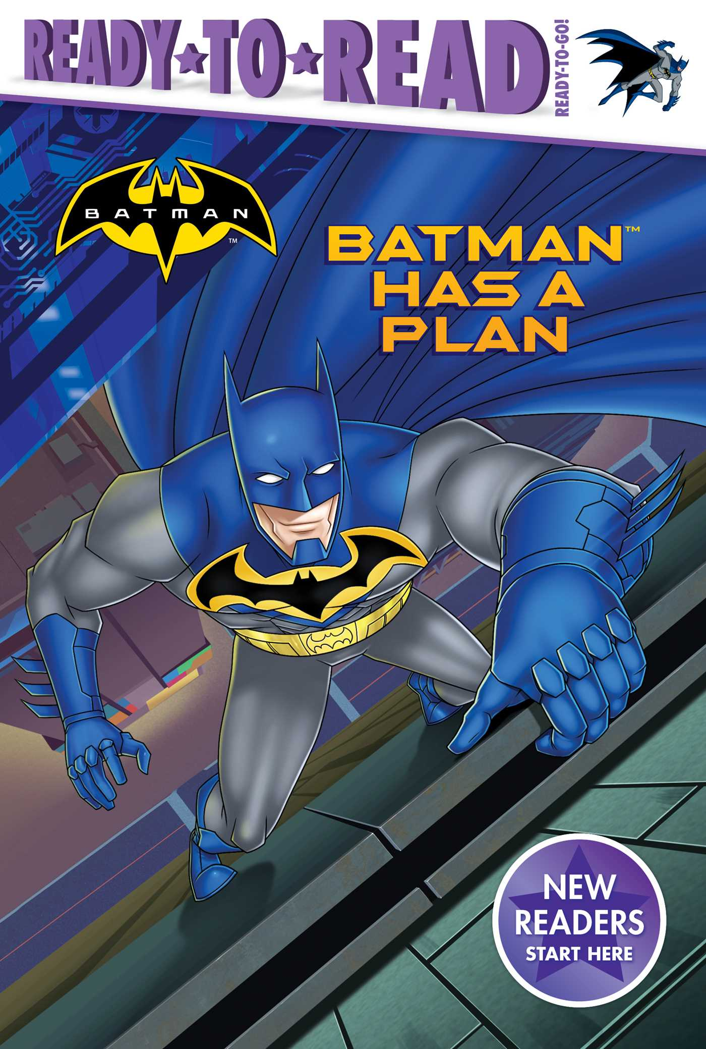 Batman has a plan 9781534416383 hr