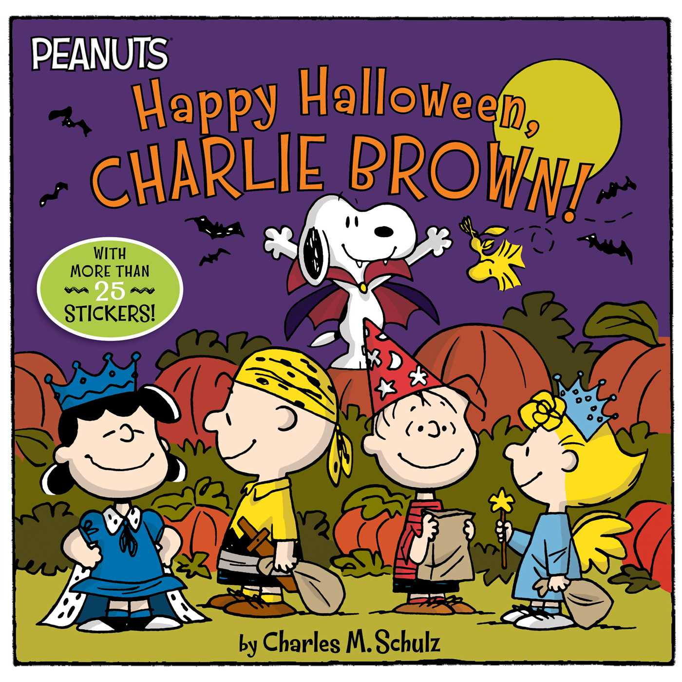 Happy halloween charlie brown book by charles m - Snoopy halloween images ...