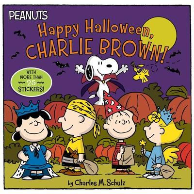 Happy Halloween Charlie Brown