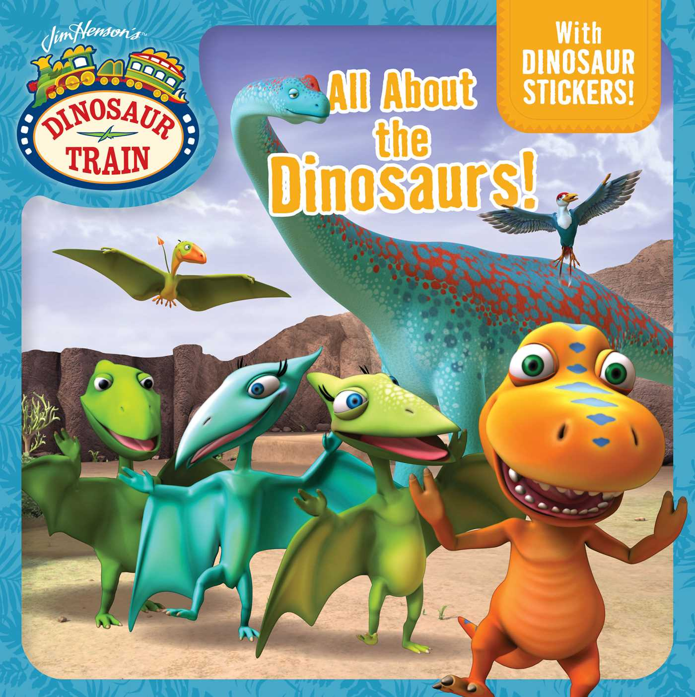 All about the dinosaurs 9781534416628 hr