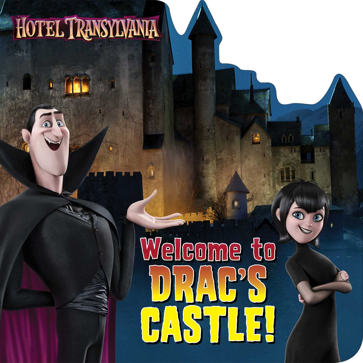 Welcome to dracs castle 9781534417526 hr