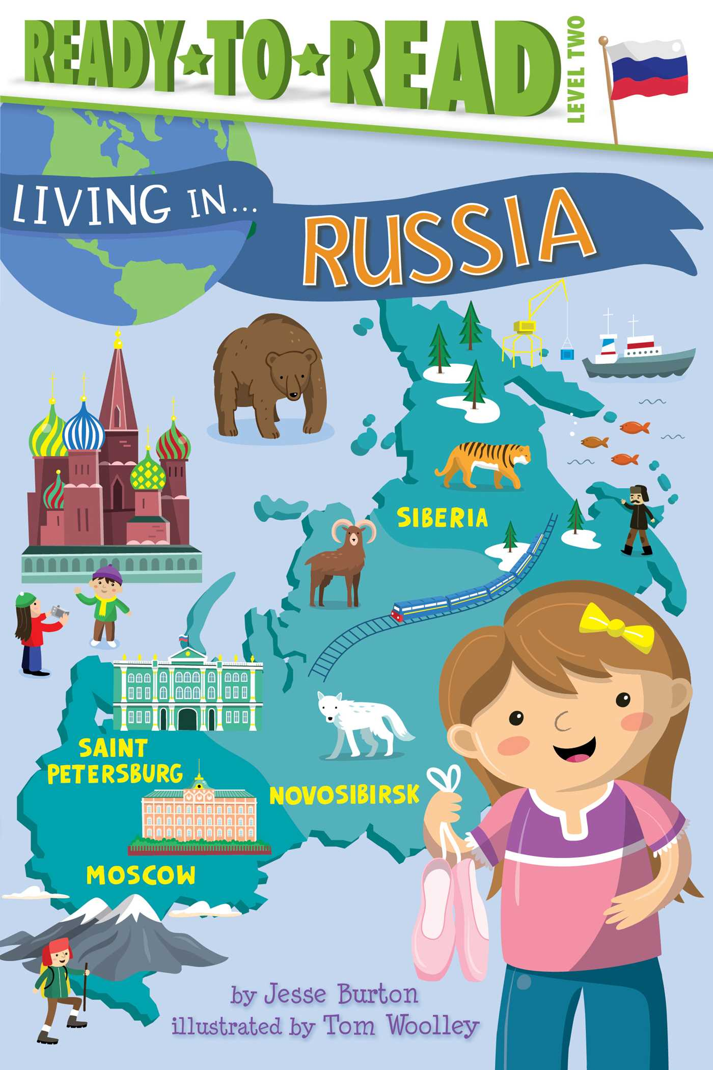 Living in russia 9781534417656 hr