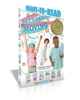 Let's Get Moving! The All-Star Collection