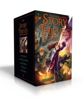 Story Thieves Complete Collection