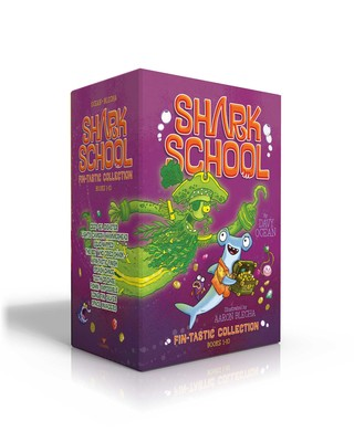 Shark School Fin-tastic Collection Books 1-10