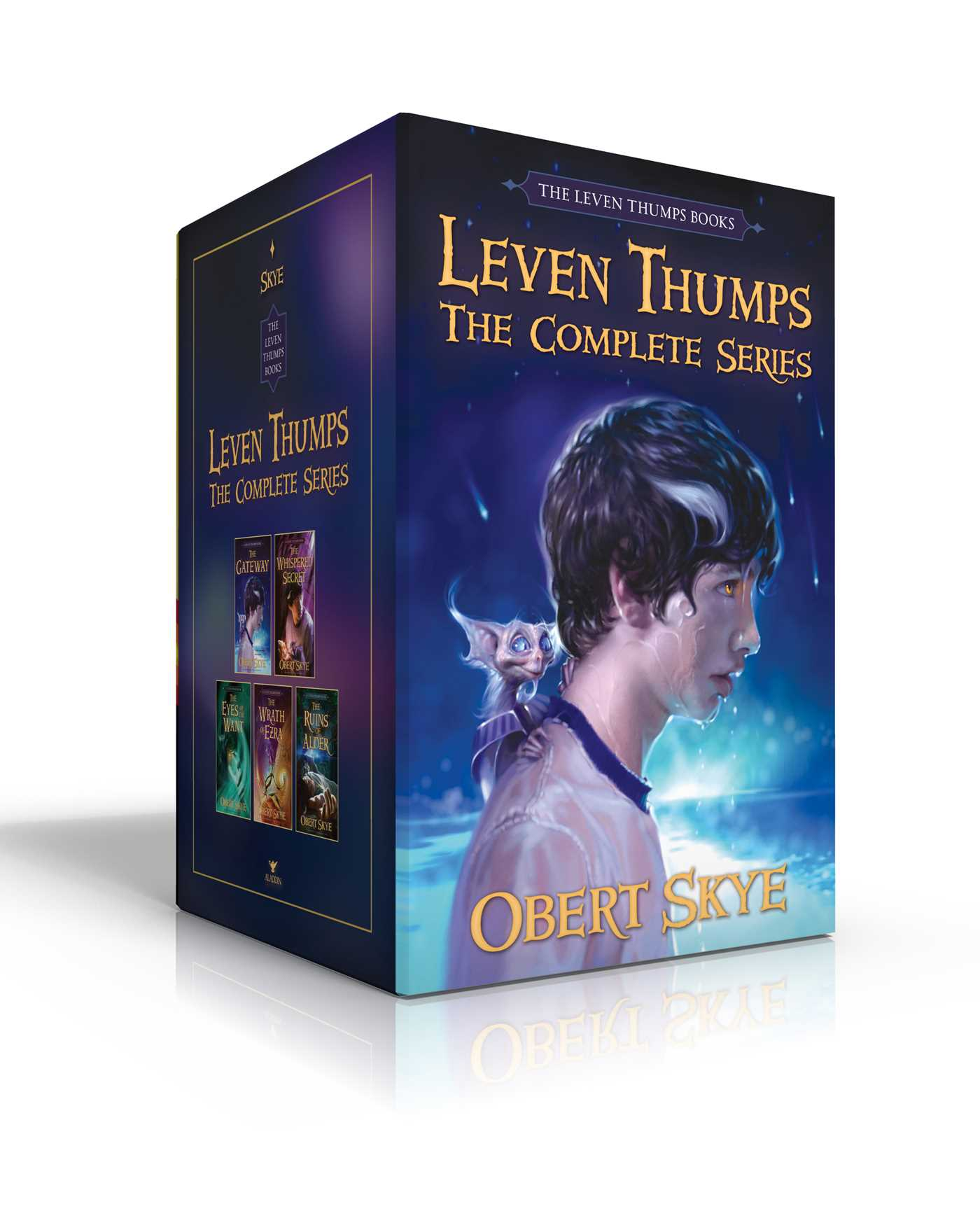 Leven thumps the complete series 9781534418769 hr