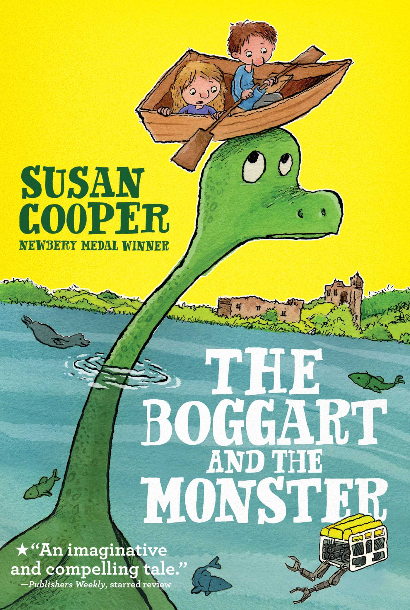The boggart and the monster 9781534420120 hr